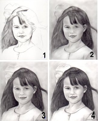 pencil drawing steps advice shading